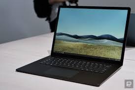 MS Surface Laptop 3